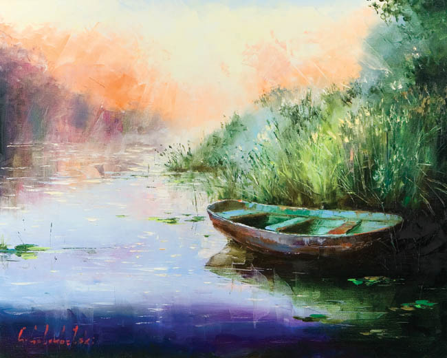 Photo Oil Painting Canvas