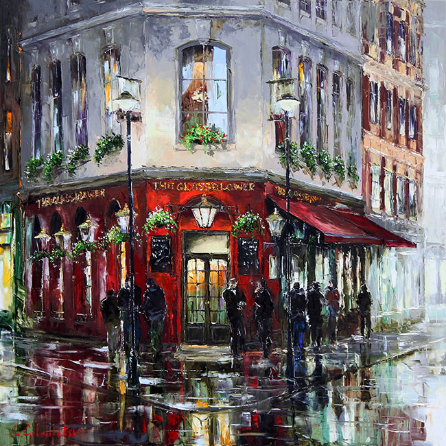 Oil Painting Gallery London