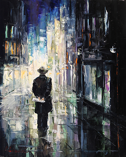 City Gent by Gleb Goloubetski